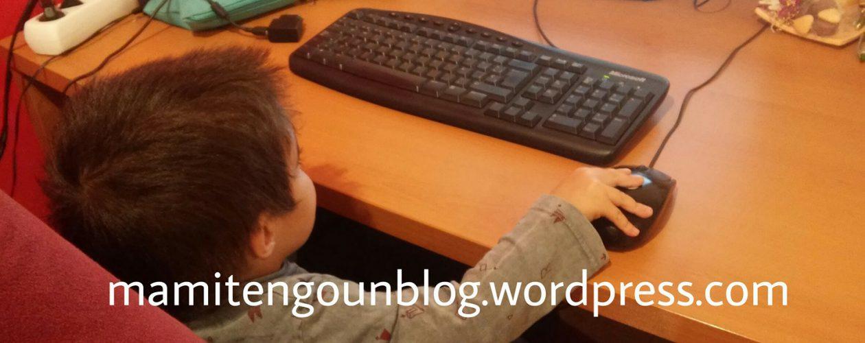 Mami, tengo un blog