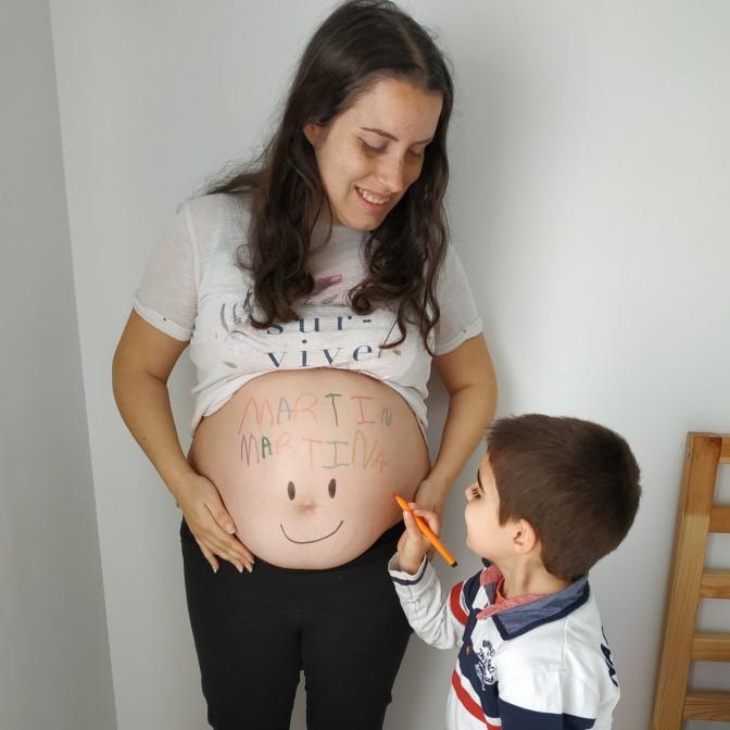 El nombre del bebé.. (20 a 22 semanas)